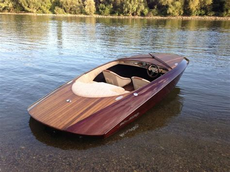 Wood Jet Boat Plans