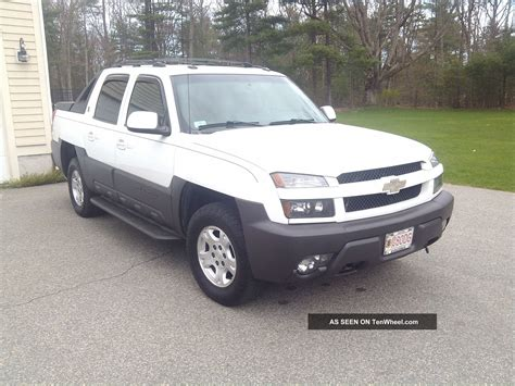 free auto repair manuals 2003 chevrolet avalanche 1500 auto manual service manual 2003 chevrolet avalanche 1500 trim removal window buy used 2003 chevrolet