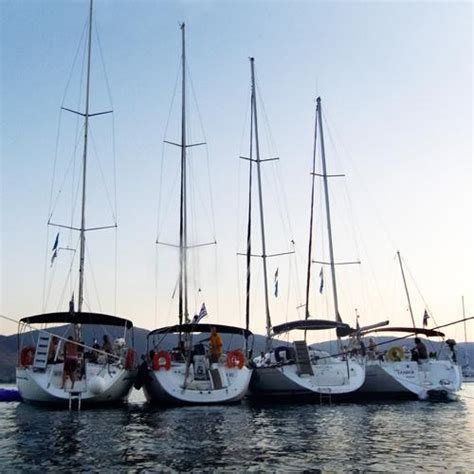 zeiljacht athene flottielje zeilen griekenland saronische golf athene