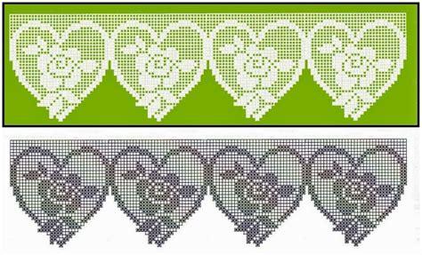 bordure uncinetto per mensole hobby lavori femminili ricamo uncinetto maglia vari