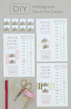 Diy Save The Date Magnets Template by Three Free Microsoft Word Save The Date Templates