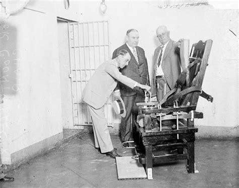 Chaise Electrique Execution by Chaise 233 Lectrique Histoire De Invention Dinosoria