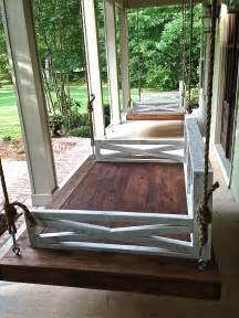 patio bed swing quot saltaire daybed swing quot free shipping saltaire restoration diy garden daybed