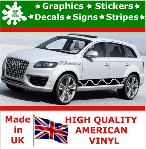 Auto Decals Racing Stripes by Car Racing Stripes Sticker Set Vinyl Graphics Decal
