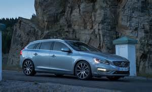 2014 Volvo V60 Car And Driver