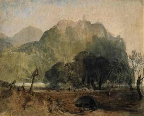 William Turner Stanford Mba drachenfels from the rhine joseph mallord william