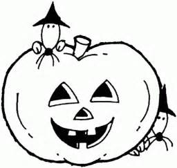 jack o lantern coloring pages images