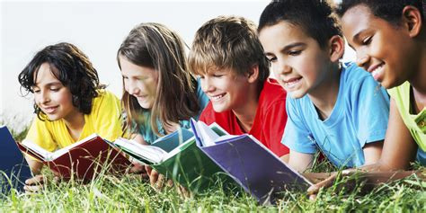 picture of children reading books if children are for learning then let them play huffpost