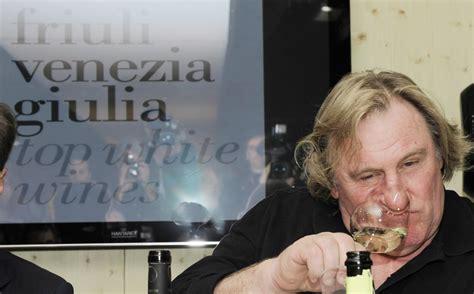 gerard depardieu recipes punch daily news g 233 rard depardieu stars in french movie