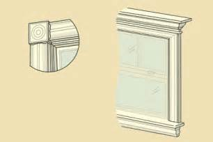 window trim this old house