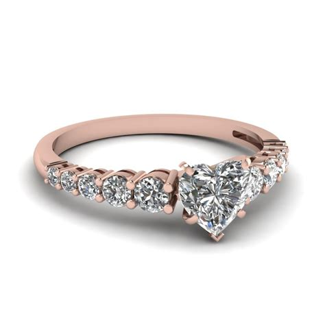 graduated heart shapes browse most popular heart rings at fascinating diamonds