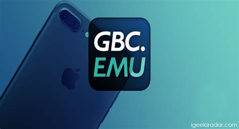 gameboy color emulator iphone gbc emu emulator for ios iphone without