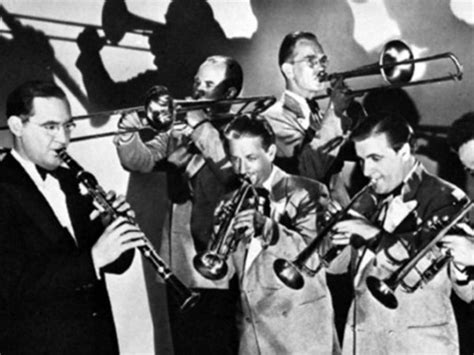 swing out music r b the emergence of quot swing quot and the first time benny goodman