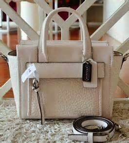 Kate Spade Cara Nurbury Ori annisa farrel collections coach bleecker mini carryall in leather