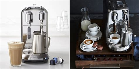 Nespresso   Breville Creatista Plus   Cool Hunting