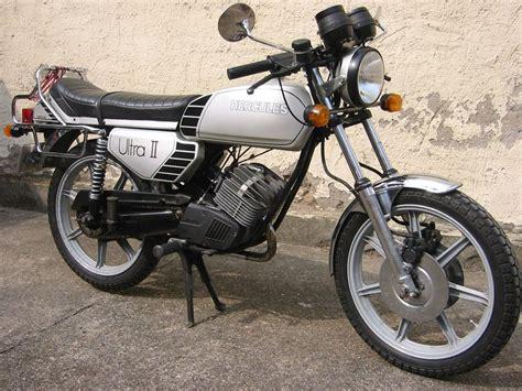Hercules Oldtimer Motorrad by 1980 Hercules Ultra Ii K50 Classic Motorcycles