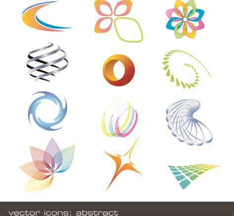 free logo templates vector free abstract vector logo design free vector
