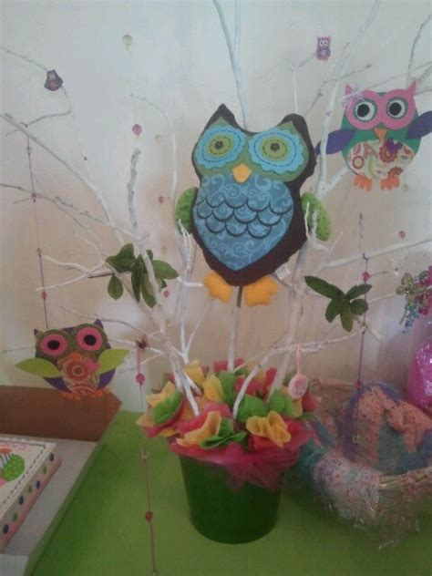 Owl Baby Shower Centerpieces by Discover And Save Creative Ideas