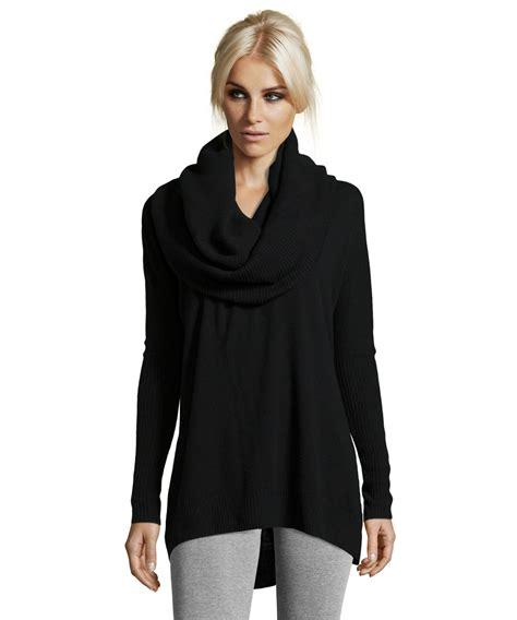 Cowl Neck Sweater black cowl neck sweater fashion skirts