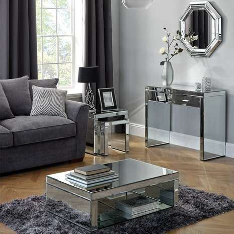 mirrored living room furniture stunning mirrored living room furniture ideas home