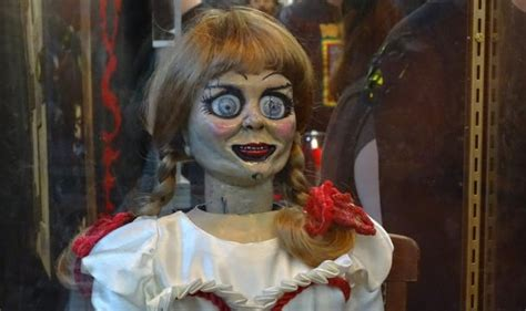 annabelle doll prop own annabelle amazing replica doll for the serious collector