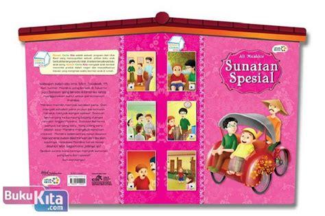Obral Buku Buddha bukukita sunatan spesial seri rumah kita