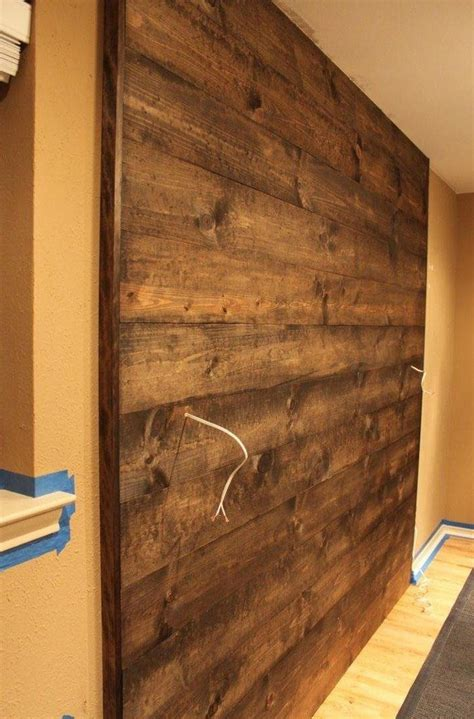 accent woodworking diy wood wall accent wall decoration