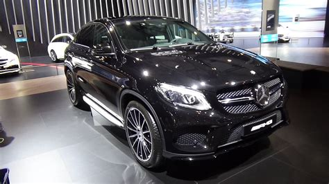 mercedes benz gle  amg matic coupe exterio