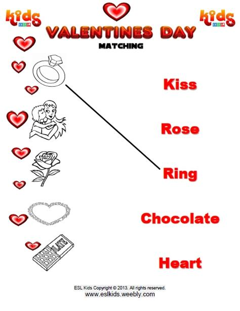 activities for s day valentines day activities and worksheets for