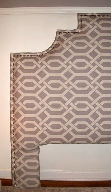 headboard pattern good headboard tutorial love that pattern home