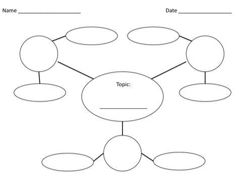 13 Best Images Of Descriptive Writing Brain Storm Worksheet Essay Brainstorming Worksheet Brainstorming Web Template