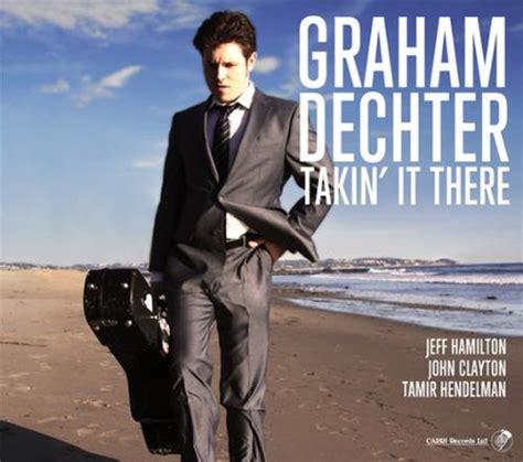 Clayton Graham Mba Professor Depaul by Takin It There Graham Dechter Jeff Hamilton Jazz Drummer