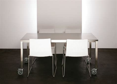 Tech Mobile Dining Table Moss Furniture Moss Furniture Mobile Dining Table
