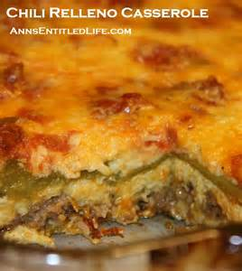 chile relleno casserole recipe dishmaps