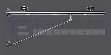 Vordach Mit Led Beleuchtung by Glasvordachhalter Set Vdh1000