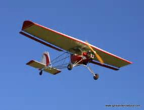backyard flyer swing wing ultralight aircraft backyard
