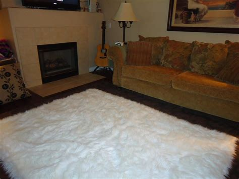 big white rug make a modern design with this white rug best decor things