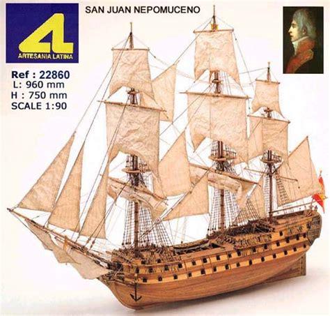 Crear Planos Online artesania latina 22860 maqueta barco espa 241 ol san juan