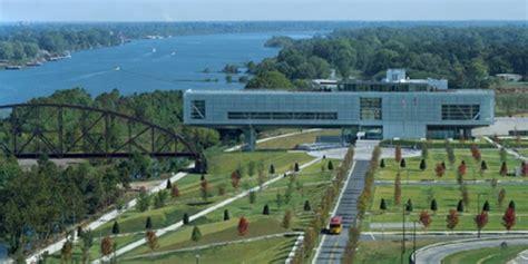 a tour of the clinton presidential center presidential places the clinton presidential center