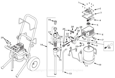 sprayer parts diagram sprayer parts diagram 28 images cbell hausfeld ps270d