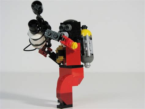 kaos riyoyo team fortress 2 in lego