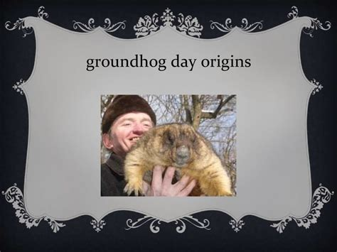 groundhog day eng groundhog day history of groundhog day