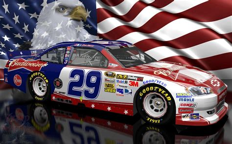 Race Car Wallpapers Free by Free Nascar Wallpapers Wallpaper Cave