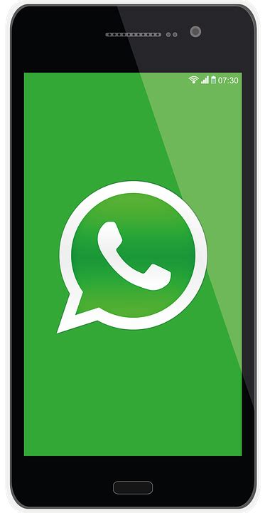 free whatsapp for mobile free illustration whatsapp mobile phone free image on