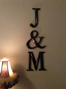 wall decor large letter decor wedding decor by labellascottage