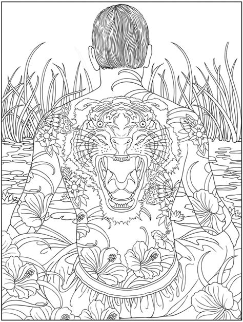 Printable Trippy Coloring Pages For Adults Enjoy Trippy Printable Coloring Pages