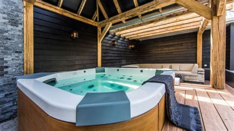 add jacuzzi jets to bathtub adding a hot tub or spa to an outdoor living area