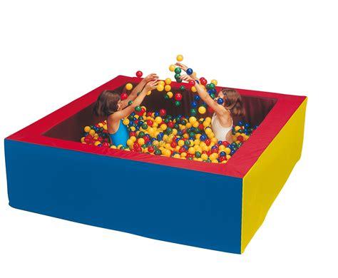 vasca palline bambini vasca di palline quadrata