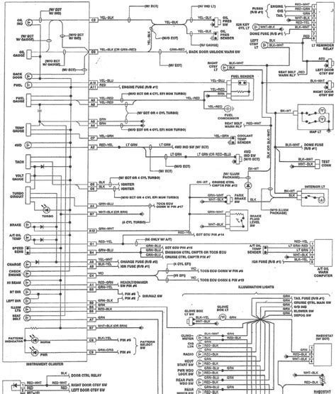 need clutster wiring diagrams yotatech forums in 85