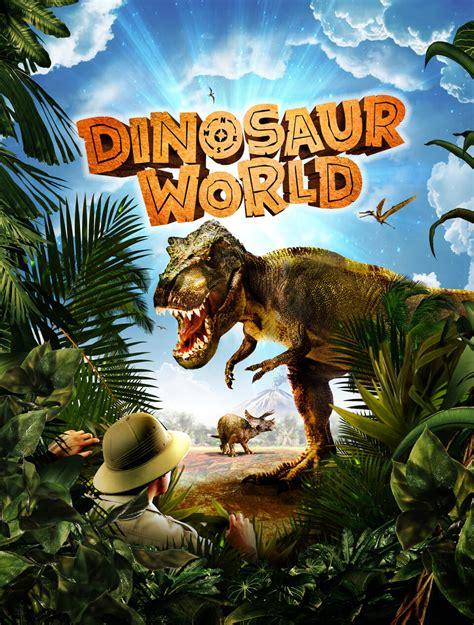 The Deadliest Dinosaurs Meet The Dinosaurs dinosaur world the lowry theatre
